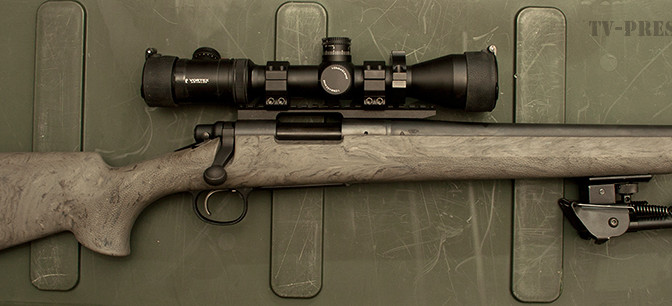 Remington 700 AAC-SD