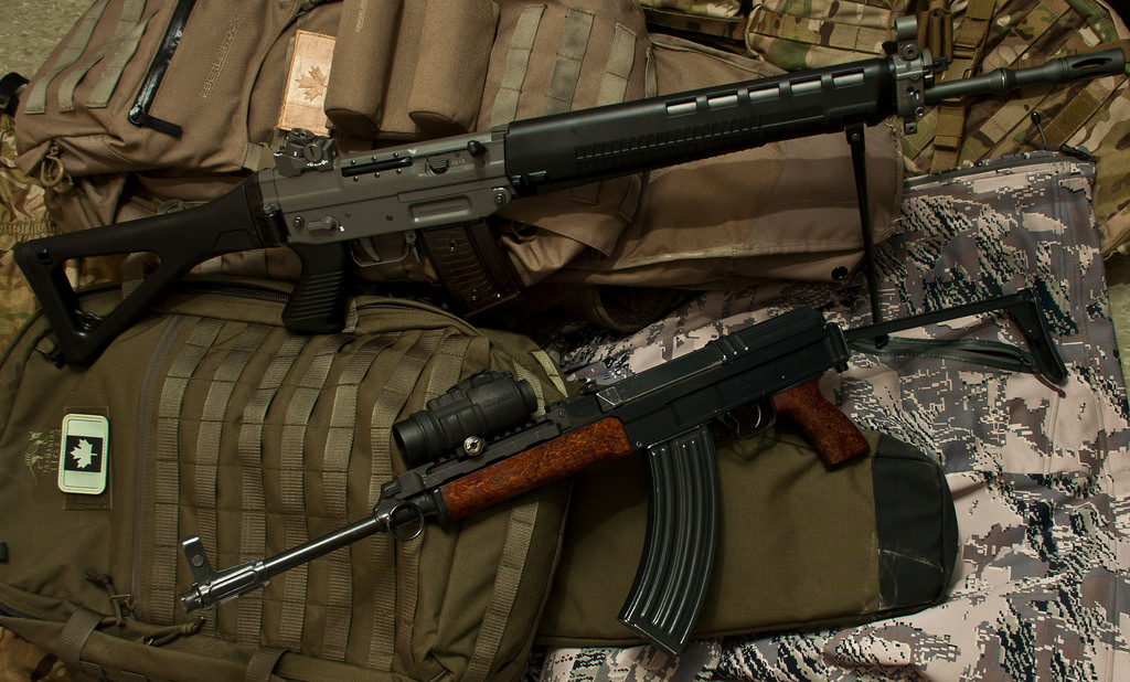 Swiss Arms and Cz858 Amnesty