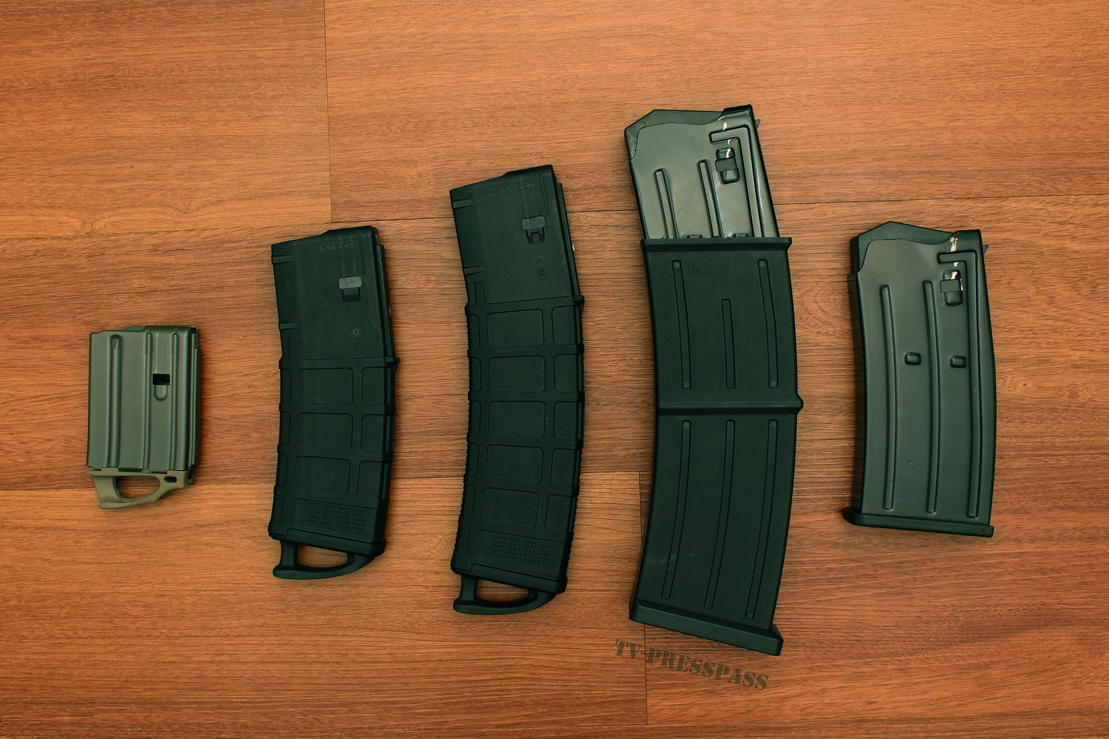 Mka 1919 Magazines Compared
