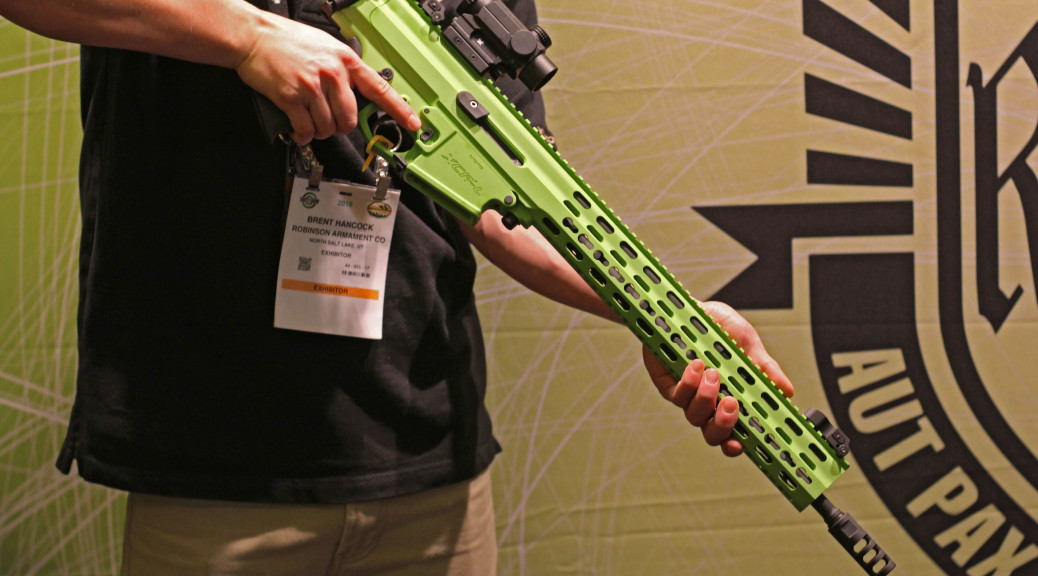 XCR Extended Hand Guard