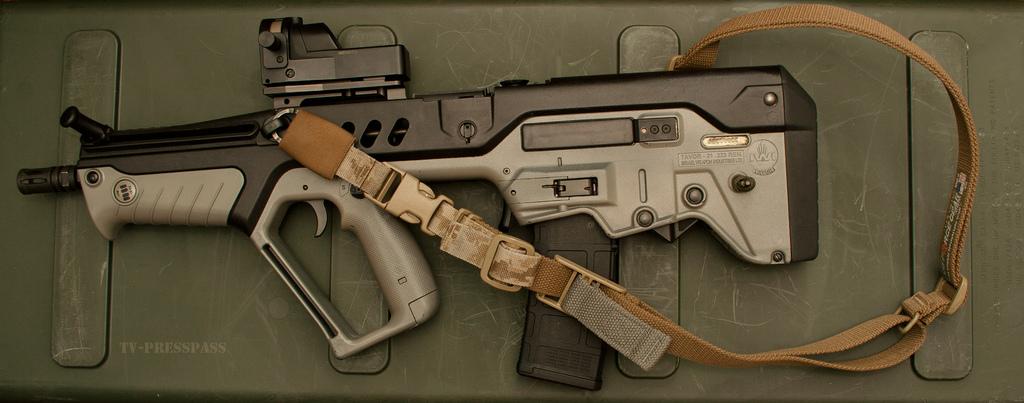 Tavor CTAR21 Bullpup Rifle