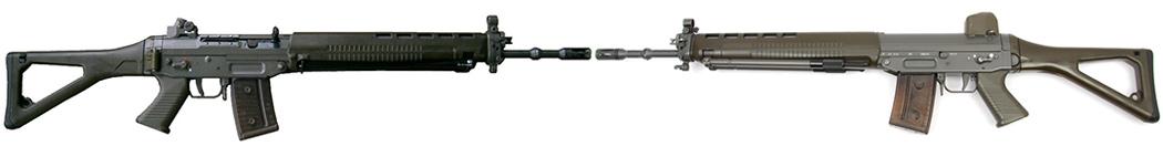 Swiss Arms Reclassified