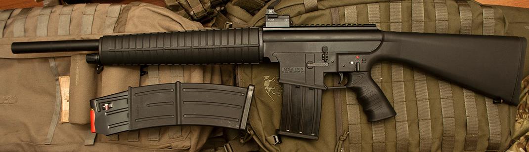 Akdal Mka 1919 Shotgun